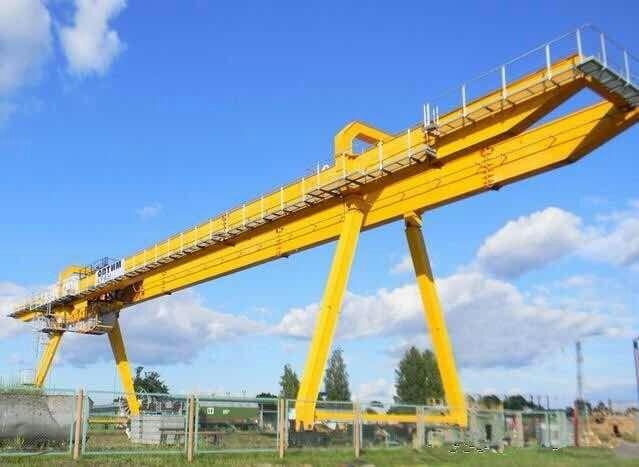 安徽蚌埠龙门吊起重机销售维修