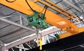 陕西西安生产销售-LB防爆电动单梁起重机