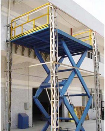 银川升降货梯厂家生产订做