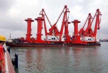 银川港口起重机安装维修售后保养