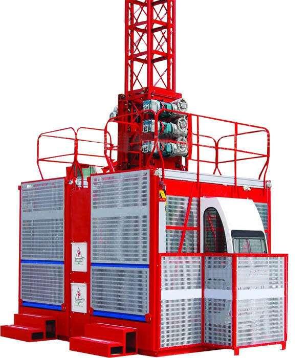 银川工程起重施工升降机厂家安装制作