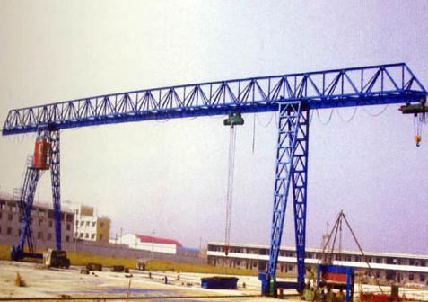 银川门式起重机厂家生产龙门吊