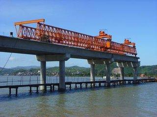 浙江金华工程起重架桥机安装维修