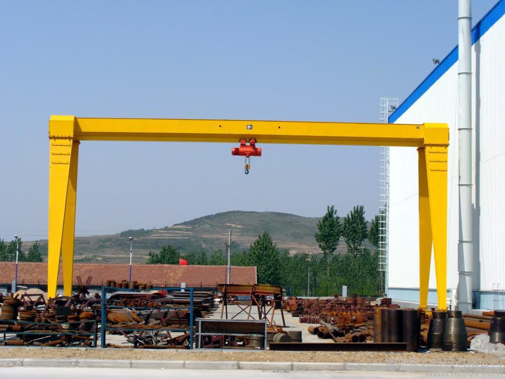 西安起重机生产销售龙门吊