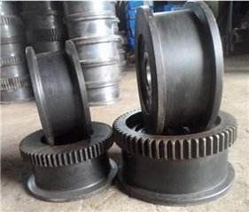 西安起重机生产销售起重配件LD车轮