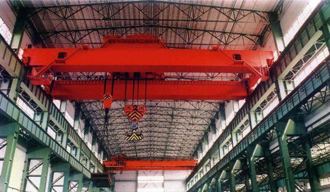 嘉兴起重机厂家销售行吊天车
