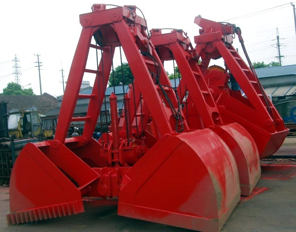 杭州起重厂家生产销售起重吊具抓斗