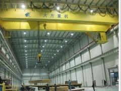 扬州桥式双梁起重机设计生产