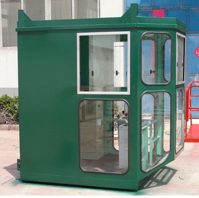 河南豫中集团生产销售起重配件司机室