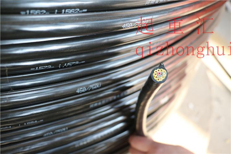 天津起重机生产销售耐高温电缆
