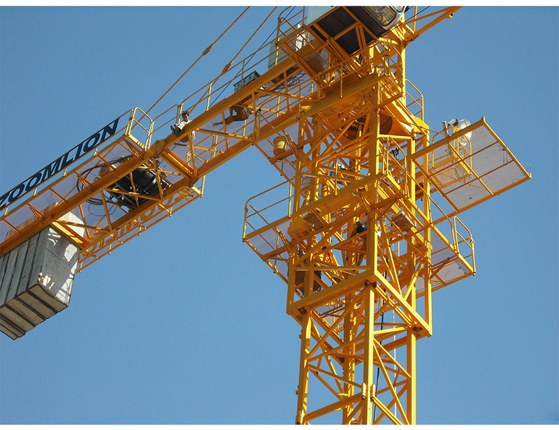 泰州工程起重塔式起重机安装保养