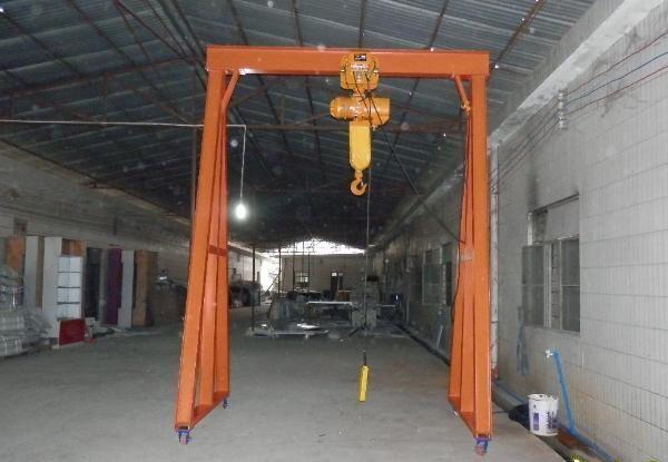 乌鲁木齐移动式龙门吊