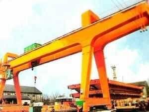 安徽蚌埠二手门式(龙门吊)起重机安装销售维修