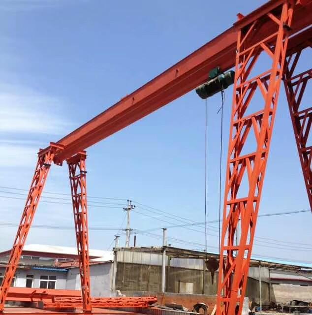 安徽蚌埠二手门式(龙门吊)起重机安装销售