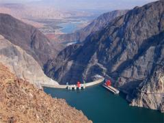 微特再次中标拉西瓦水电站起重机安全监控项目