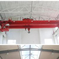 浙江嘉兴厂家直销-LH型电动葫芦桥式起重机
