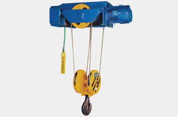 上海起重机|龙门吊信誉保障-HC型钢丝绳电动葫芦