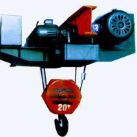 河南豫中集团生产销售-低静空电动葫芦