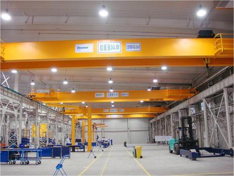 天津起重机生产销售-欧式起重机