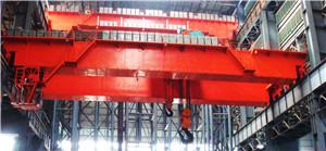 天津QD型冶金双梁起重机