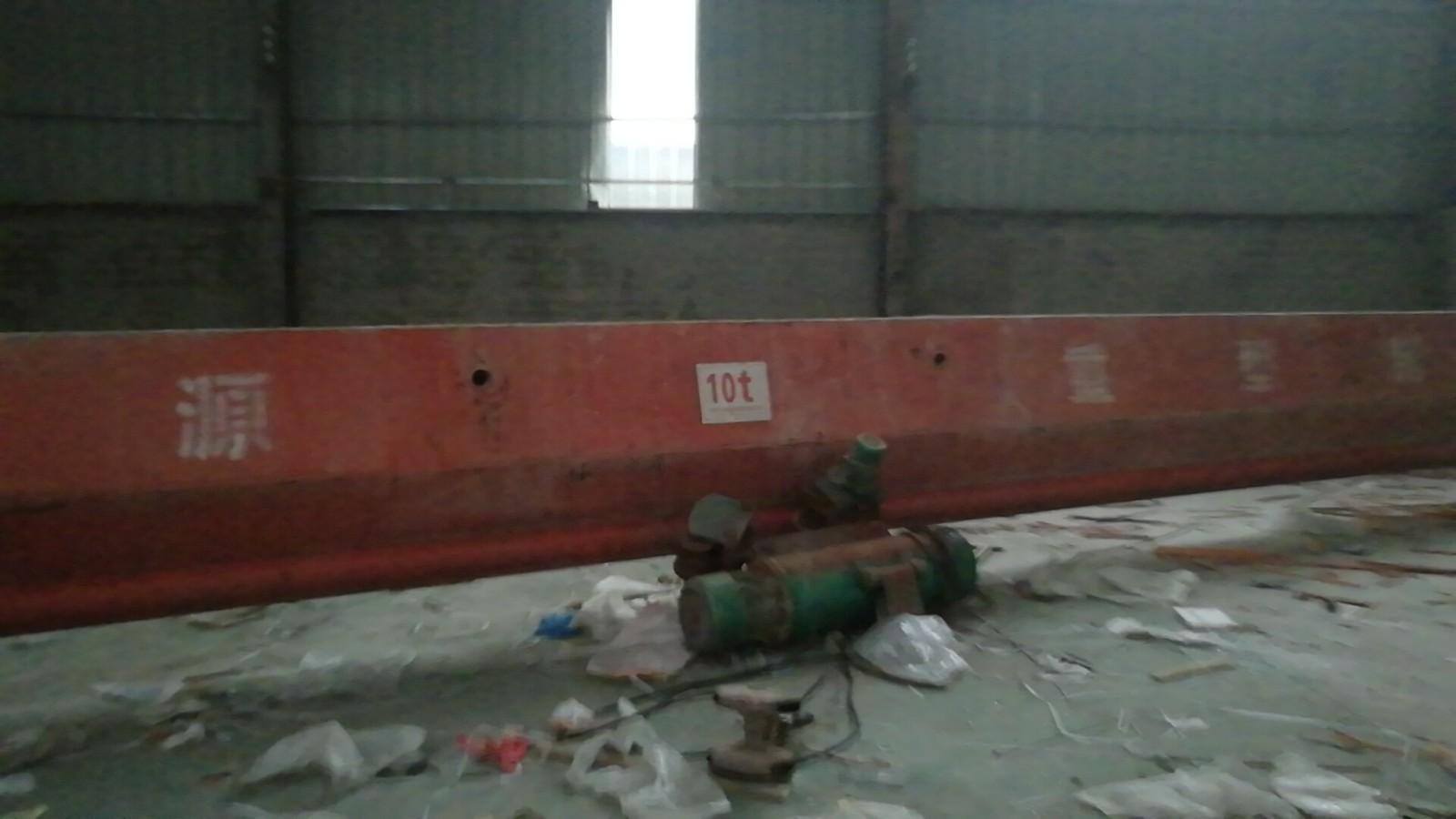 上海收购二手单梁起重机厂