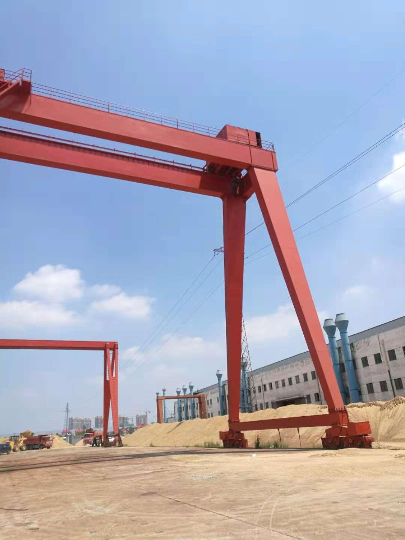 上海收购二手双梁梁起重机厂