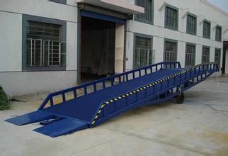 绍兴厂家生产销售-液压登车桥