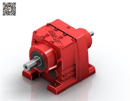 (迈传)郏县减速机|R57-1.5KW减速机|R齿轮减速机