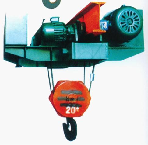 太原HC20t低静空电动葫芦