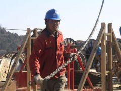陕北风电基地750千伏集中送出工程甘泉段月底前竣工!
