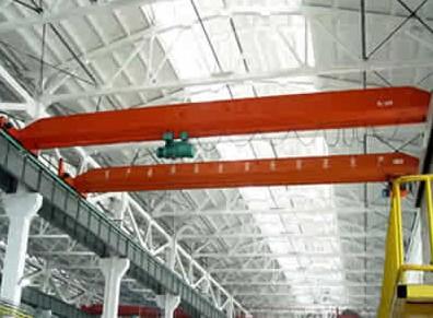 唐山起重机LDA型桥式起重机