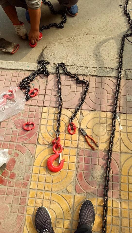 潍坊厂家专业销售吊装索具