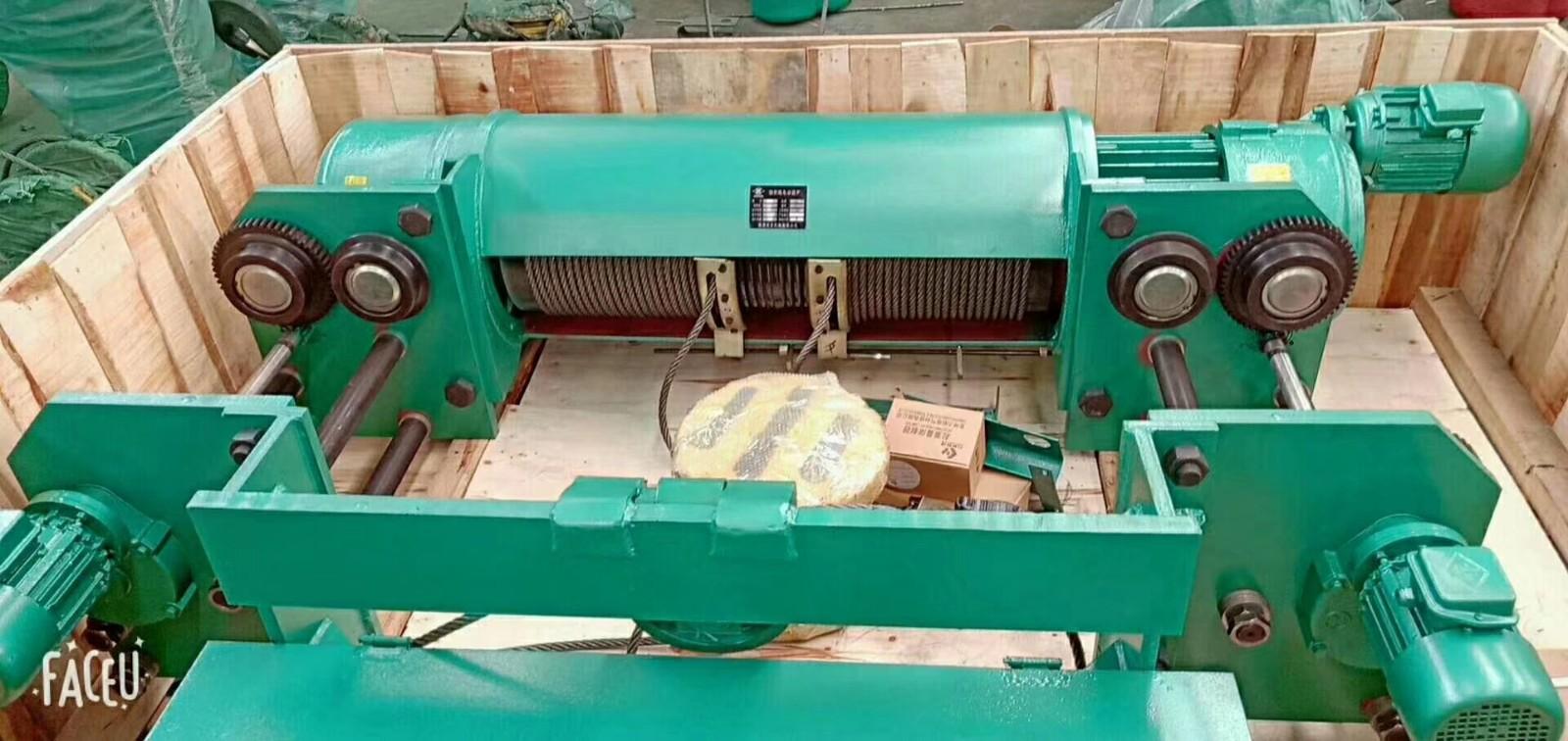 沈阳10吨低净空电动葫芦