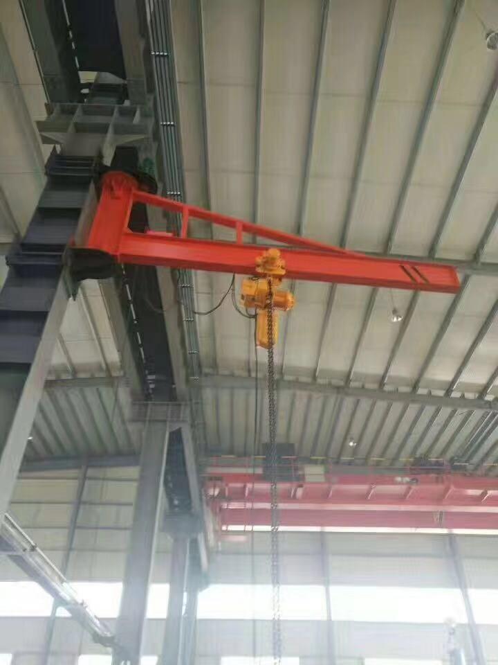 肇庆高要永信起重机生产销售墙壁吊
