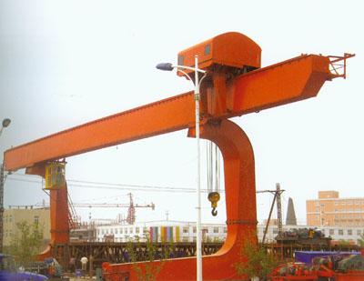 天津起重机生产销售-C型门式起重机