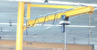 新乡欧式立柱悬旋臂吊优质供应商