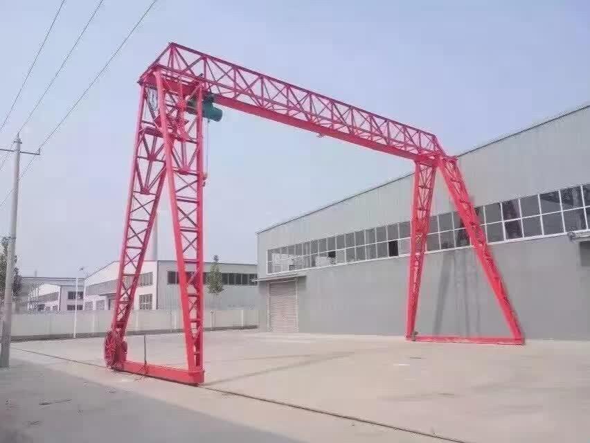 芜湖龙门吊