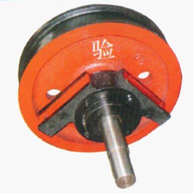 泰州起重机优质龙门吊-车轮组