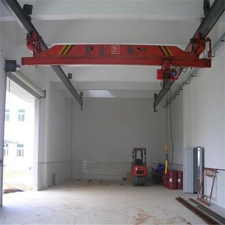 上海安装LX型电动单梁起重机厂