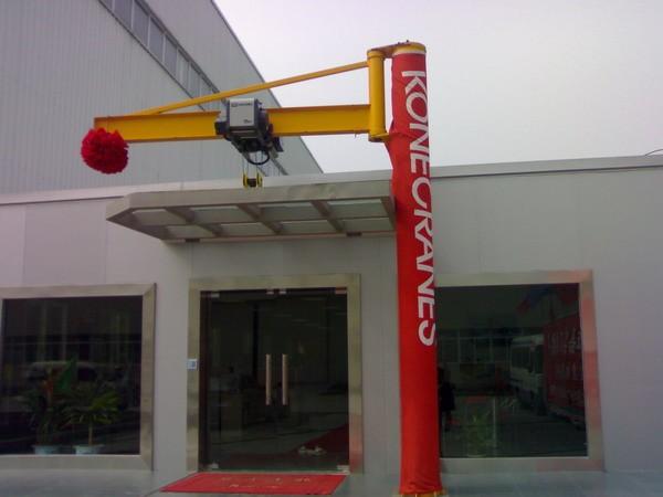 上海安装悬臂吊起重机厂