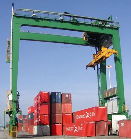 清远供应集装箱正面吊安装维修