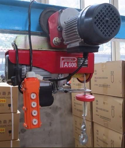 潍坊厂家专业销售运行式微型电动葫芦