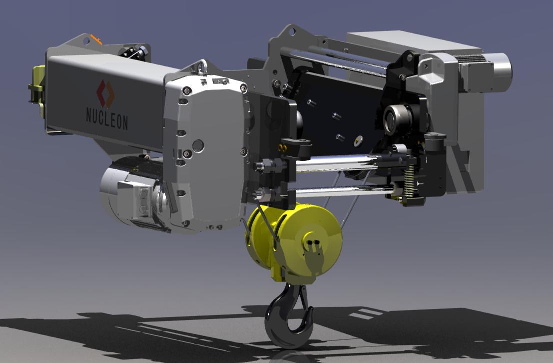 南京溧水起重机销售 安装 维修欧式电动葫芦