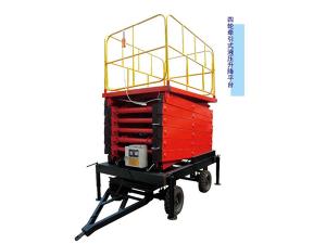 南京溧水起重机销售 安装液压升降平台