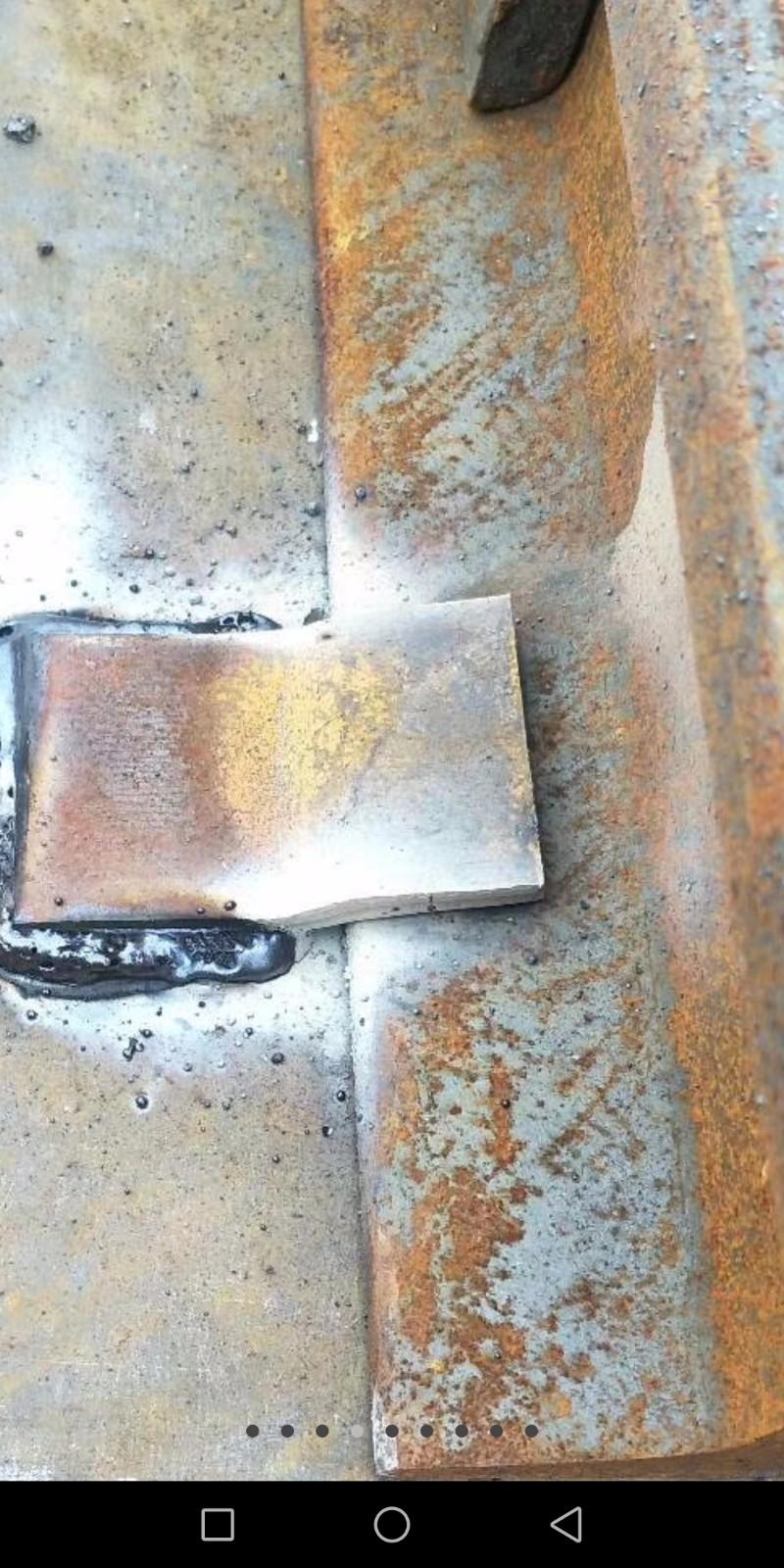 钢轨压板夹板,铁路配件厂家宏鑫WHXGT河南