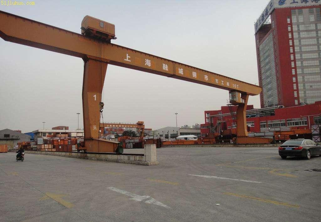 天津起重机维修安装