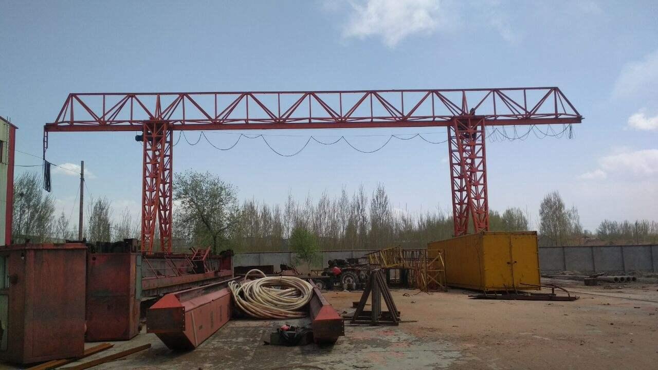 天津起重机维修安装调试销售