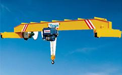天津LX型电动单梁悬挂起重机