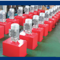 河南新乡液压泵站,单元生产厂家