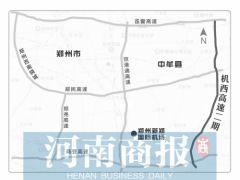 """机西高速二期工程通车 郑州进入""""高速二环""""时代"""
